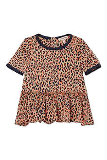 JUICY COUTURE Leopard print dress 2-14 years