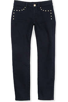 JUICY COUTURE Studded skinny-fit jeans 4-14 years