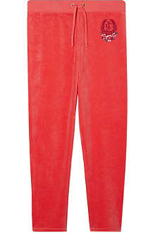 JUICY COUTURE Logo track pants 7-14 years