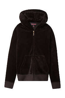 JUICY COUTURE Shield logo track top 7-14 years