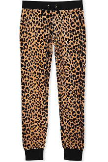 JUICY COUTURE Aop leopard track pants 7-14 years