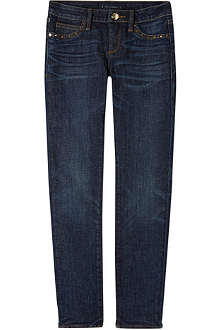 JUICY COUTURE Classic skinny jeans 7-14 years