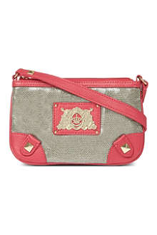 JUICY COUTURE Flat cross body bag