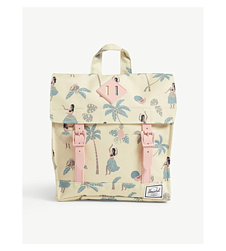 f40f103a739 HERSCHEL SUPPLY CO - Survey hula print backpack