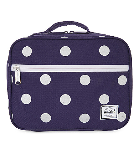 HERSCHEL SUPPLY CO Pop Quiz lunch box