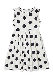 RACHEL RILEY Polka-dot print dress 3-10 years