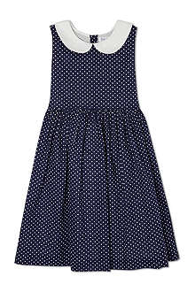 RACHEL RILEY Sleeveless Polka-dot dress 3-10 years
