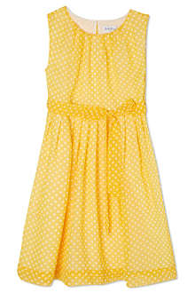 RACHEL RILEY Polka-dot dress 3-10 years