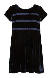 RACHEL RILEY Bow velvet dress 3-10 years
