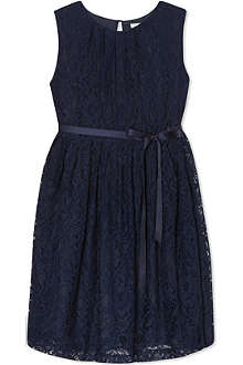 RACHEL RILEY Lace pleated dress 8 years