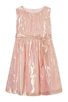 RACHEL RILEY Shimmer pleated dress 3-12 years