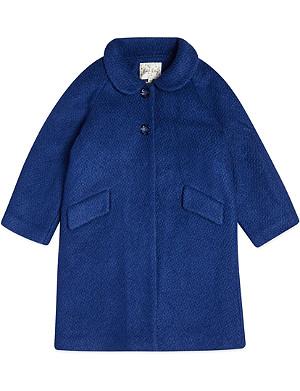 RACHEL RILEY Boucle coat 3-12 years