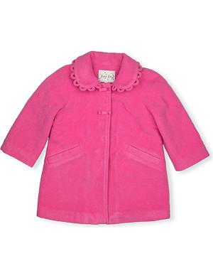 RACHEL RILEY Picot collar coat 3-10 years