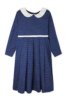 RACHEL RILEY Pin dot dress 3-10 years