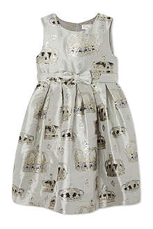 RACHEL RILEY Crown damask dress 3-10 years