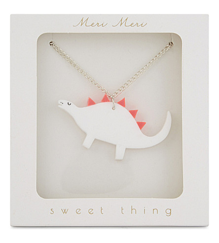 MERI MERI Dinosaur necklace