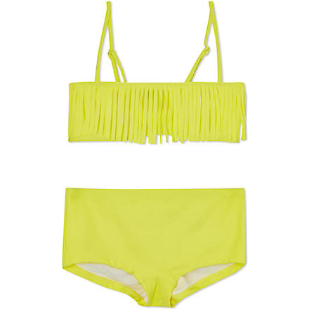 FINGER IN THE NOSE Eline two piece swimsuit (Yellow