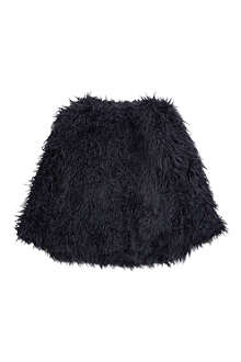 FINGER IN THE NOSE Caly faux fur coat  4-16 years