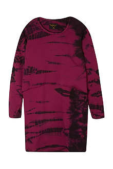 FINGER IN THE NOSE Jodie sweat dress
