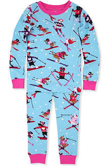 HATLEY Dog print pyjamas 2-8 years