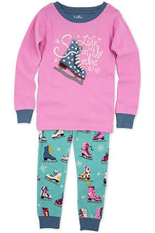 HATLEY Ice skating pyjama set 2-8 years