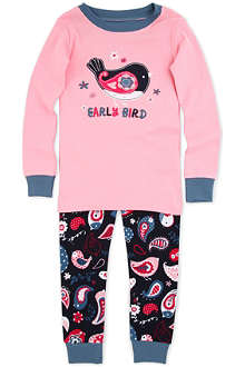 HATLEY Early bird pyjama set 2-8 years