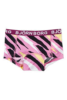 BJORN BORG Björn to be Wild girl boxers 1-14 years
