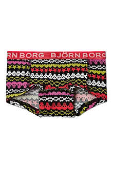 BJORN BORG Printed girl boxers 1-14 years