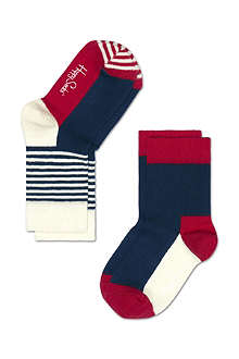 HAPPY SOCKS Happy socks stripe 4 months-8 years
