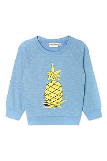MINI RODINI Mr Pineapple sweatshirt 2-11 years