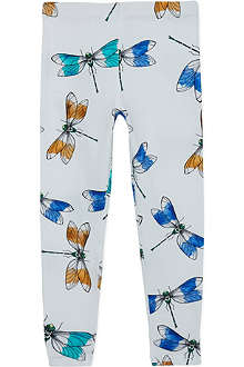 MINI RODINI Dragonfly print leggings 2-11 years