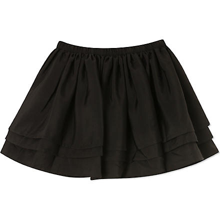 MINI RODINI Ballerina tutu skirt 2-11 years (Black
