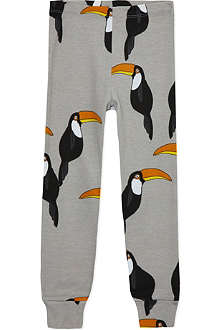 MINI RODINI Toucan print leggings 2-11 years