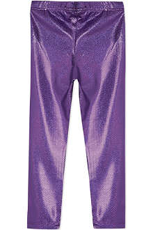 MINI RODINI Sparkle reptile leggings 2-11 years