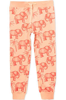 MINI RODINI Mr Elephant jogging bottoms 2-11 years