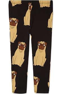 MINI RODINI Pug leggings 2-11 years