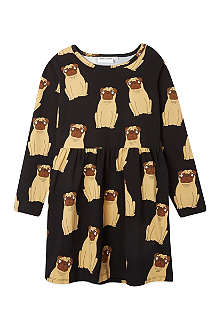 MINI RODINI Pug dress 2-11 years