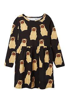 MINI RODINI Pug dress 2-11 years
