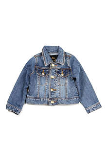 MINI RODINI Denim jacket 3 months-11 years