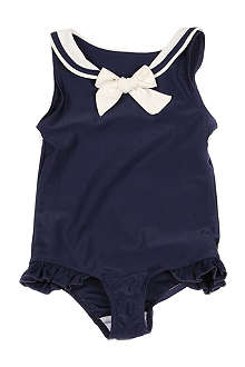 MINI RODINI Sailor swimsuit 9 months-11 years
