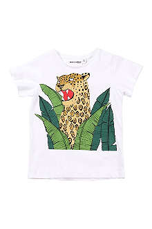 MINI RODINI Jaguar t-shirt 9 months-11 years