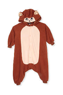 KIGU Monkey onesie 3-9 years