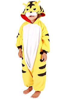 KIGU Tiger onesie 3-9 years