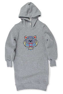 KENZO Tiger hoody dress 4-16 years
