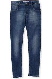 LEVI'S Skinny fit medium wash jeans 2-16 years