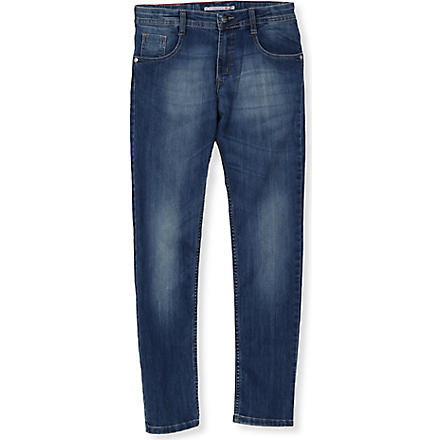 LEVI'S Skinny fit medium wash jeans 2-16 years (Indigo