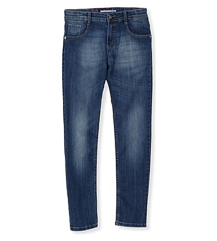 LEVI'S Skinny fit medium wash jeans 2-16 years (Indigo