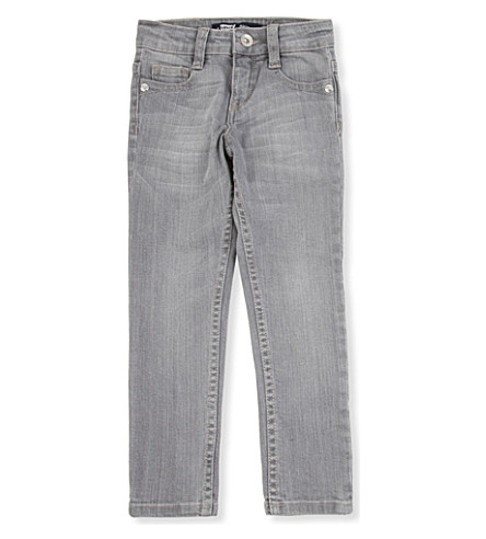 LEVI'S Skinny grey-wash jeans 2-6 years (Grey