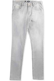 LEVI'S Isis skinny five-pocket jeans 8-16 years