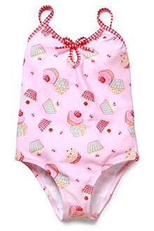 SUNUVA Cupcake swimsuit 1-12 years